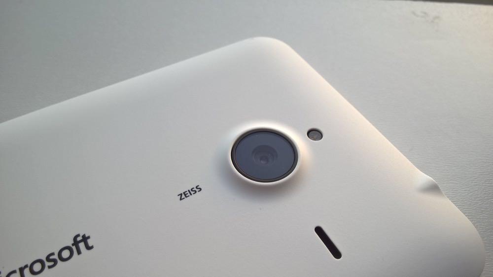 Lumia 640 XL camera