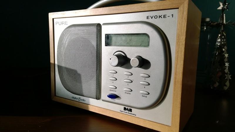 Sunny oblique radio