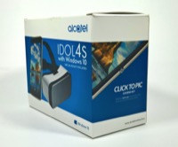 Alcatel Idol 4S with Windows 10
