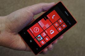 Nokia Lumia 520 Gallery thumbnail