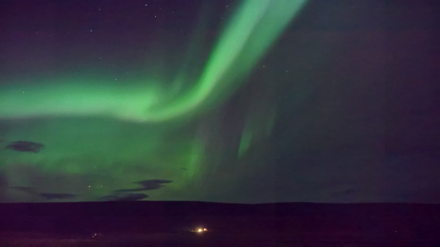 Northern lights, click to download or enlarge
