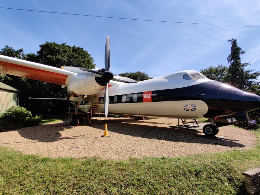 OP7 plane