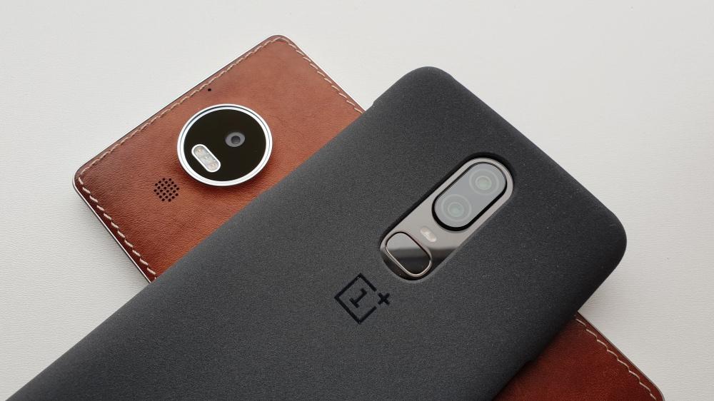 Both phones