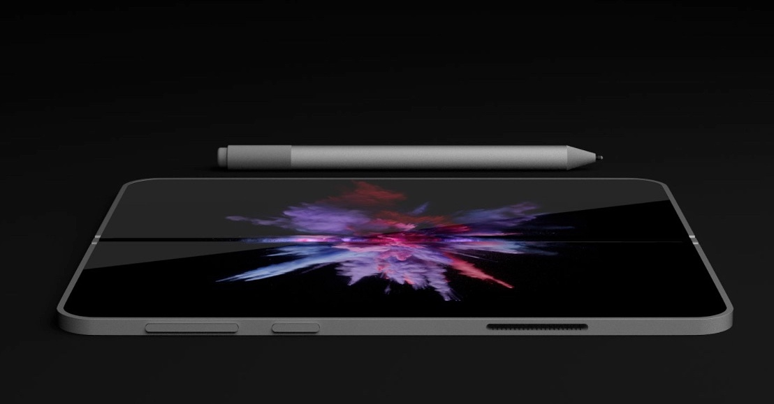 Surface Mobile render