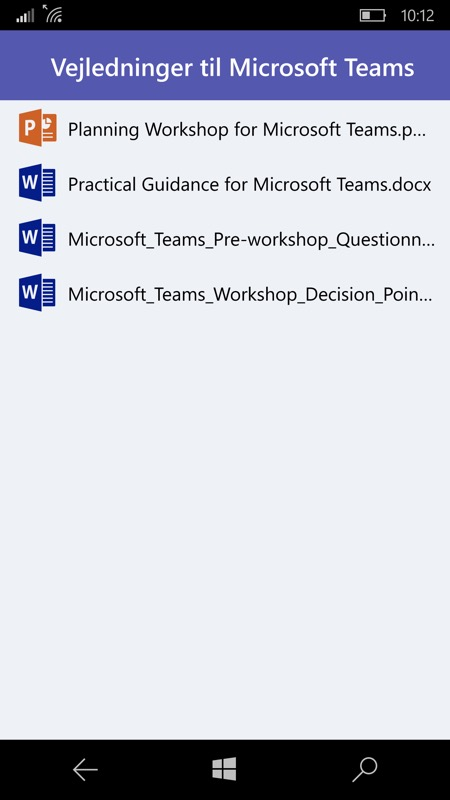 Screenshot, Microsoft Teams
